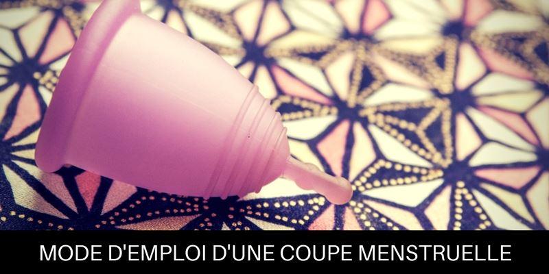 Mode d'emploi de la coupe menstruelle - Nappilla Luxembourg