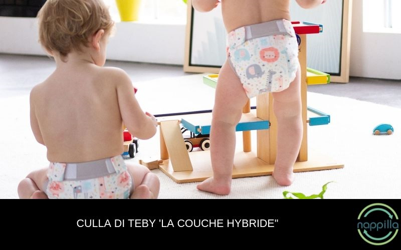 couche hybride Culla di teby