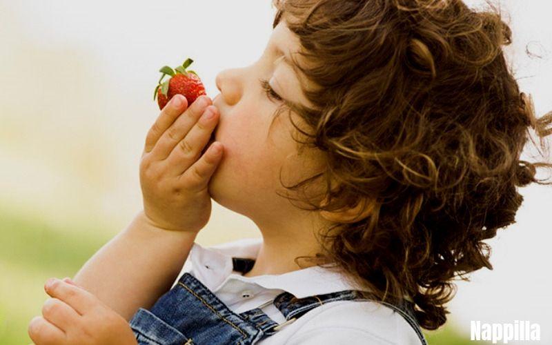 Le goût chez l'enfant