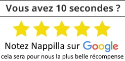 Donnez une note sur google Nappilla