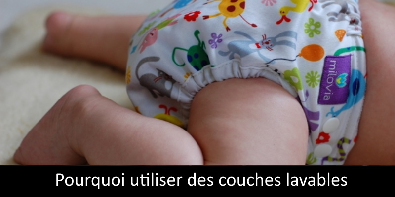 Les couches lavables la solution - Nappilla