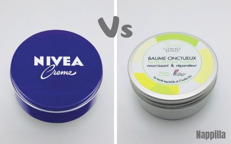 NIVEA Vs Baume C&V