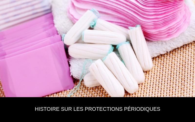 Histoire sur les protections périodiques - Nappilla