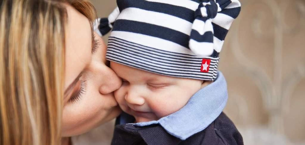 De gros câlins votre enfant à besoin, :))