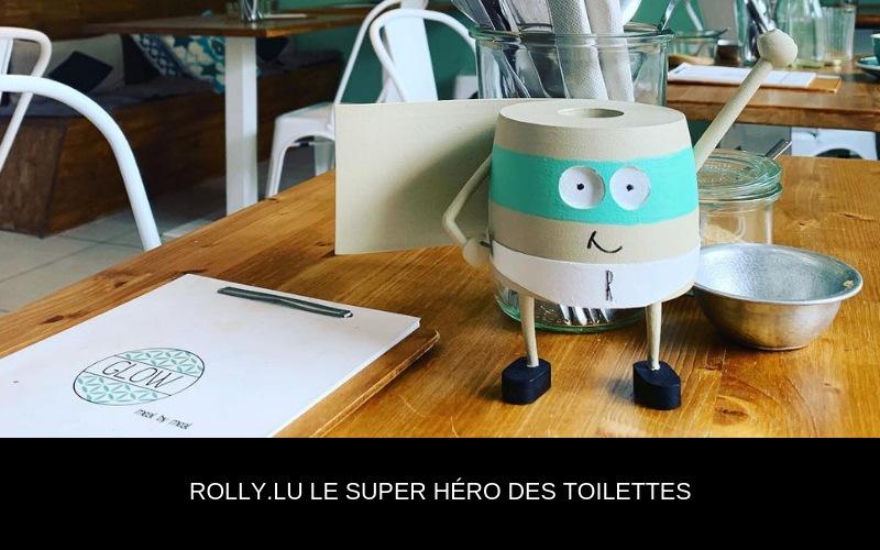 Le papier toilette écologique