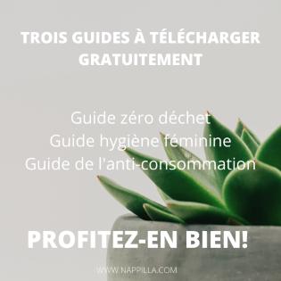 Guides zéro déchet à télécharger