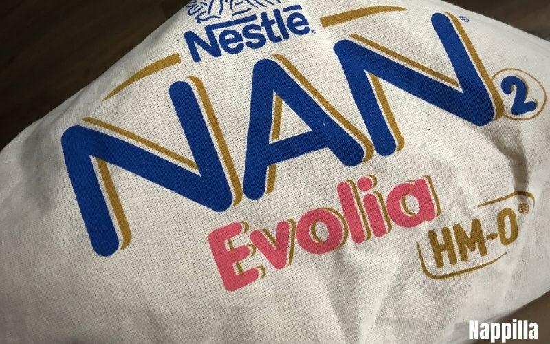 Le tote bag par Nestlé - Nappilla