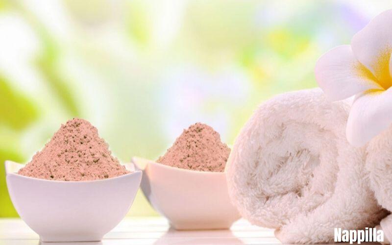 L'argile rose, pour les peaux sensibles - Nappilla