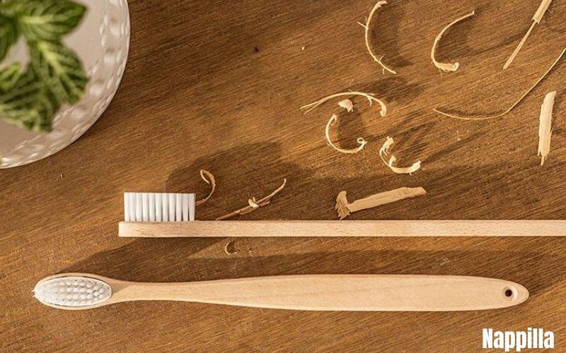 Brosse à dents en bois ou bambou à vous de choisir- Nappilla - Luxembourg