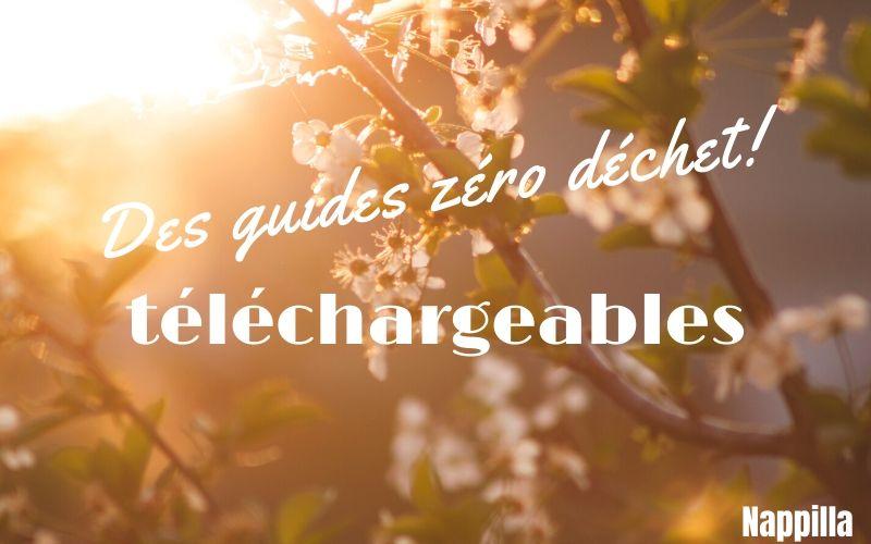 Les guides zéro déchet téléchargeables - Nappilla - Luxembourg