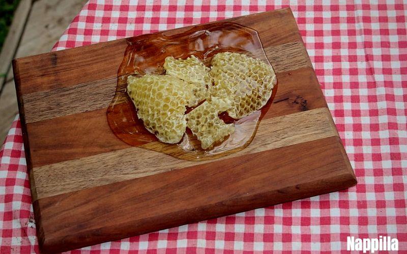 La cire d'abeille pour l'entretien de la maison - Nappilla