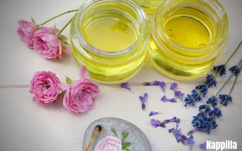 les fleurs au secours de votre peau huile essentielle de lavande - Nappilla - luxembourg