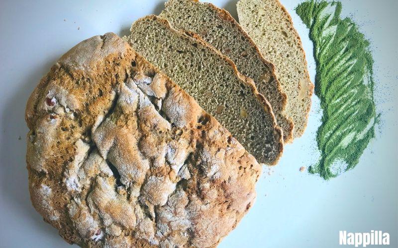 découvrez comment faire du pain au Moringa en poudre  - Nappilla Blog - Luxembourg