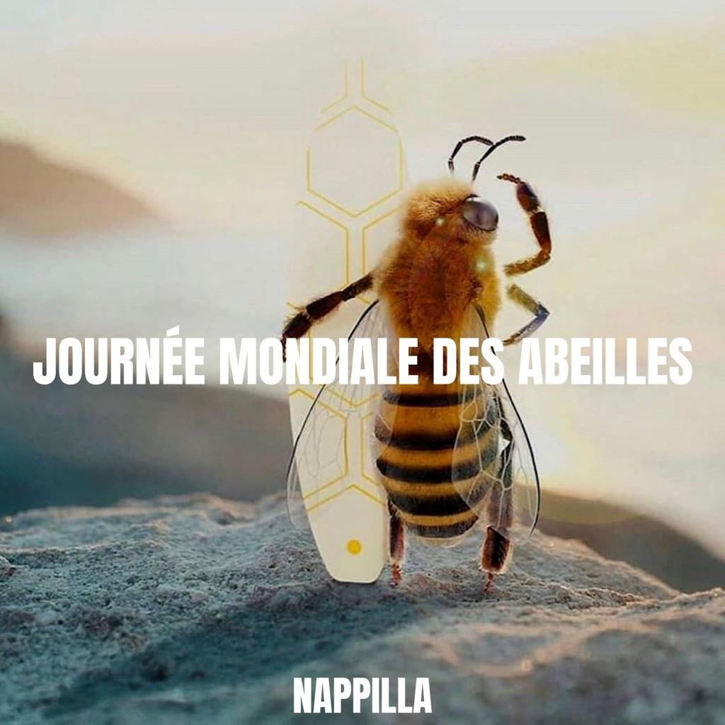 Journée mondiale des abeilles - ans les insectes pollinisateurs, la plupart de nos fruits et légumes ne pourraient pas être cultivés