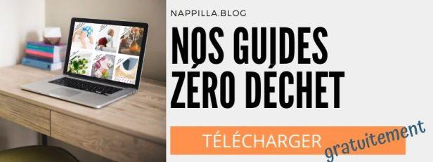 Nos guides zéro déchet à télécharger gratuitement - pour une vie sans déchet c'est possible - nappilla blog Luxembourg