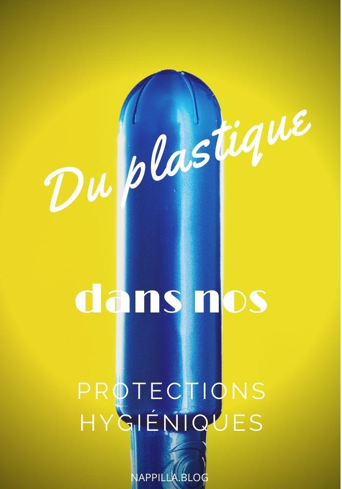 Du plastique dans nos protections hygiéniques  - Nappilla blog Luxembourg