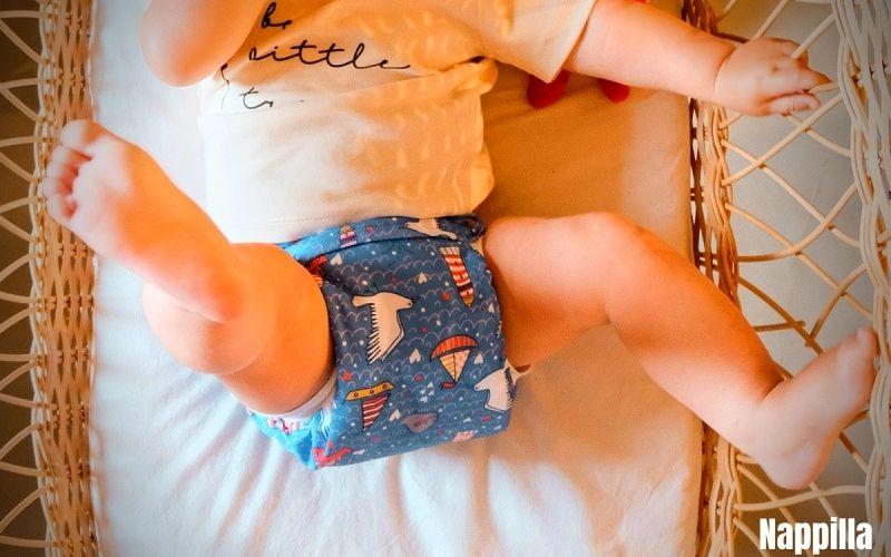 Peut-on commencer dès la naissance avec les couches Culla di Teby - blog nappilla Luxembourg