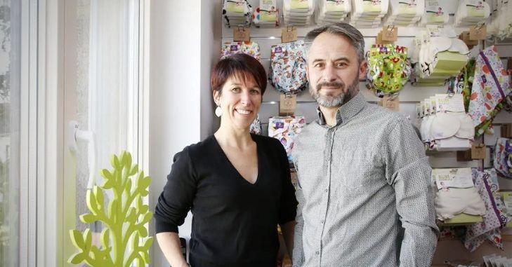 fondateurs de Nappilla - blog et magasin zéro déchet