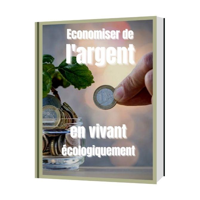 """Qu'allez vous découvrir dans ce livre PDF """"Economiser de l'argent en vivant écologiquement"""". Nappilla blog"""