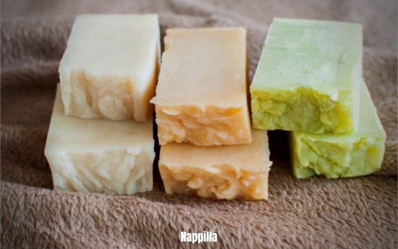 savon solide - La salle de bain et les toilettes en mode Zéro déchet - Nappilla blog en mode zéro déchet