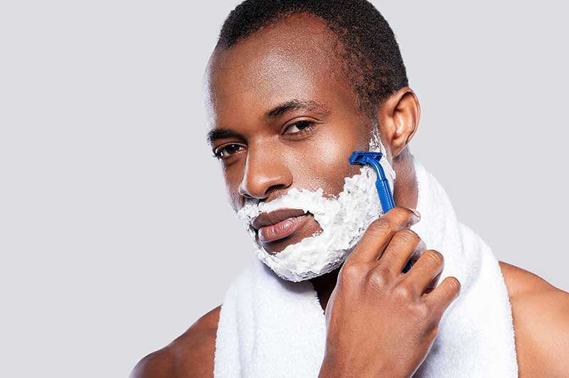Comment supprimer le Feu du rasoir de manière naturelle ? Nappilla blog